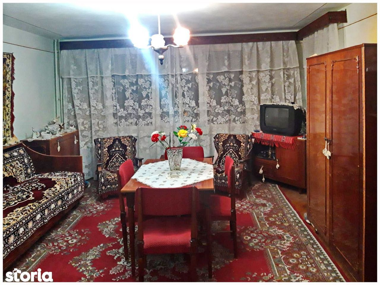Apartament generos 3 camere Aiud Micro 3 mobilat utilat