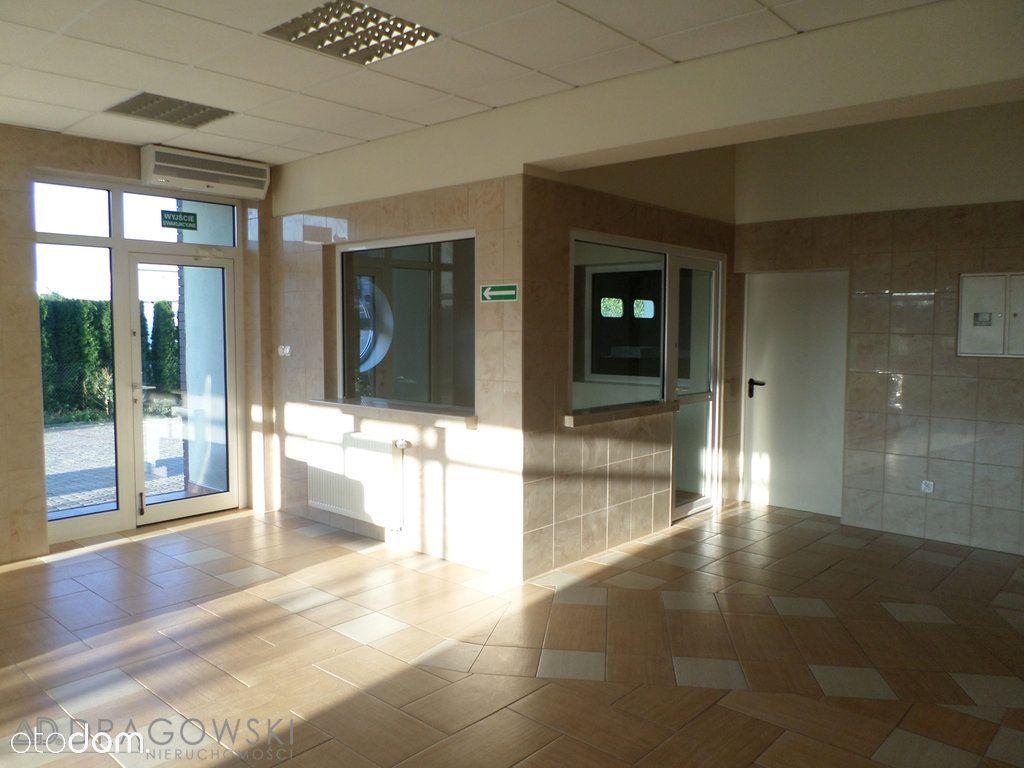 Powierzchnia biurowa w wolnostojącym budynku