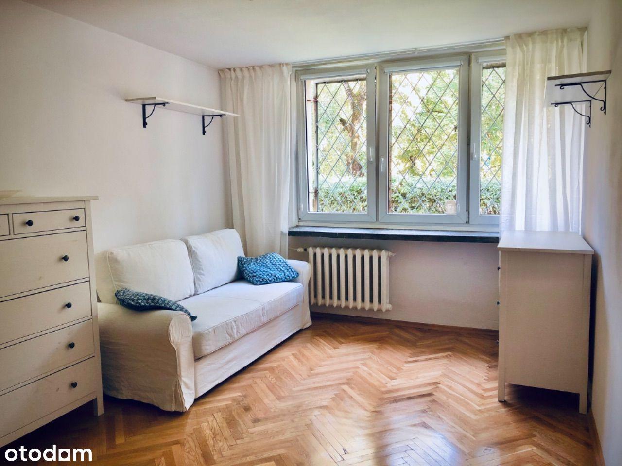 2 pokoje Nowolipki 38m2