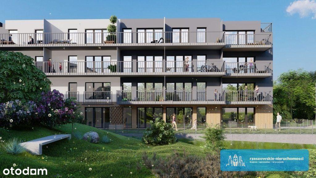 Idealne 2 pokojowe mieszkanie z ogródkiem