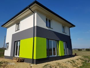 Dom wolnostojący 125 m2, ogródek