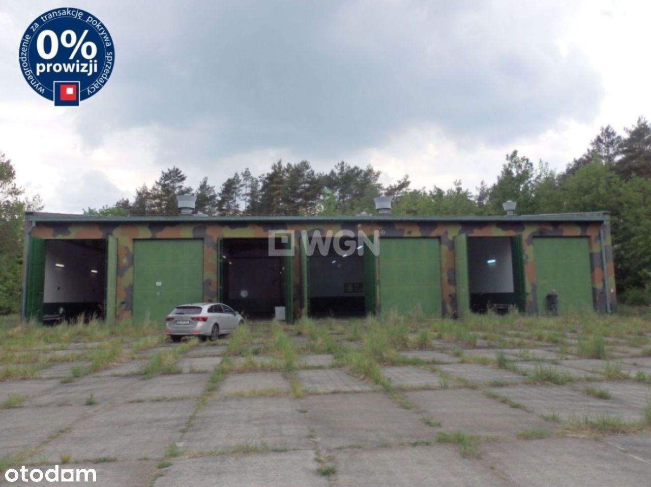 Hala/Magazyn, 727 m², Oświęcim