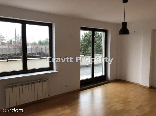 Mieszkanie z 42m2 tarasem