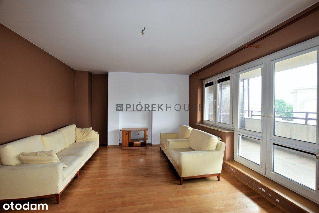 4 pokoje, 2 tarasy, ostatnie piętro na Osmańczyka