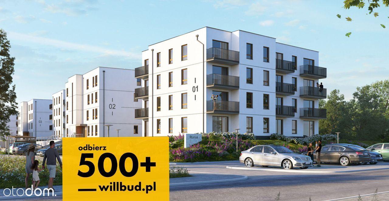 Mieszkanie Janowo Park - Rumia B8M15