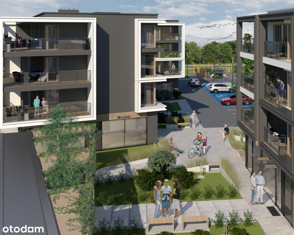 Nowa Dzielnica | Busko-Zdrój | apartament B-M.31