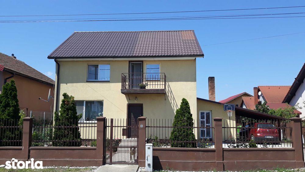 Vand casa noua cu teren 600 mp in Dudestii Noi, la 12 km de Timisoara