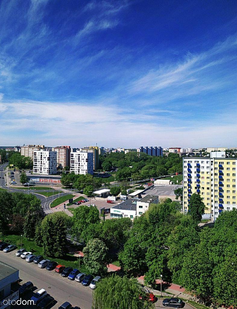 Mieszkanie 48m, 3 pokoje przy UM, Kalinowszczyzna