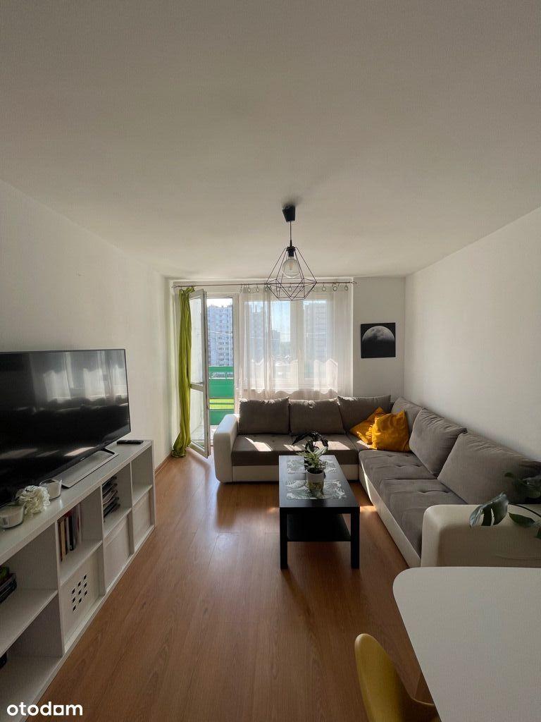 Mieszkanie 53m, 3 pokoje, Zaodrze - ul. Koszyka