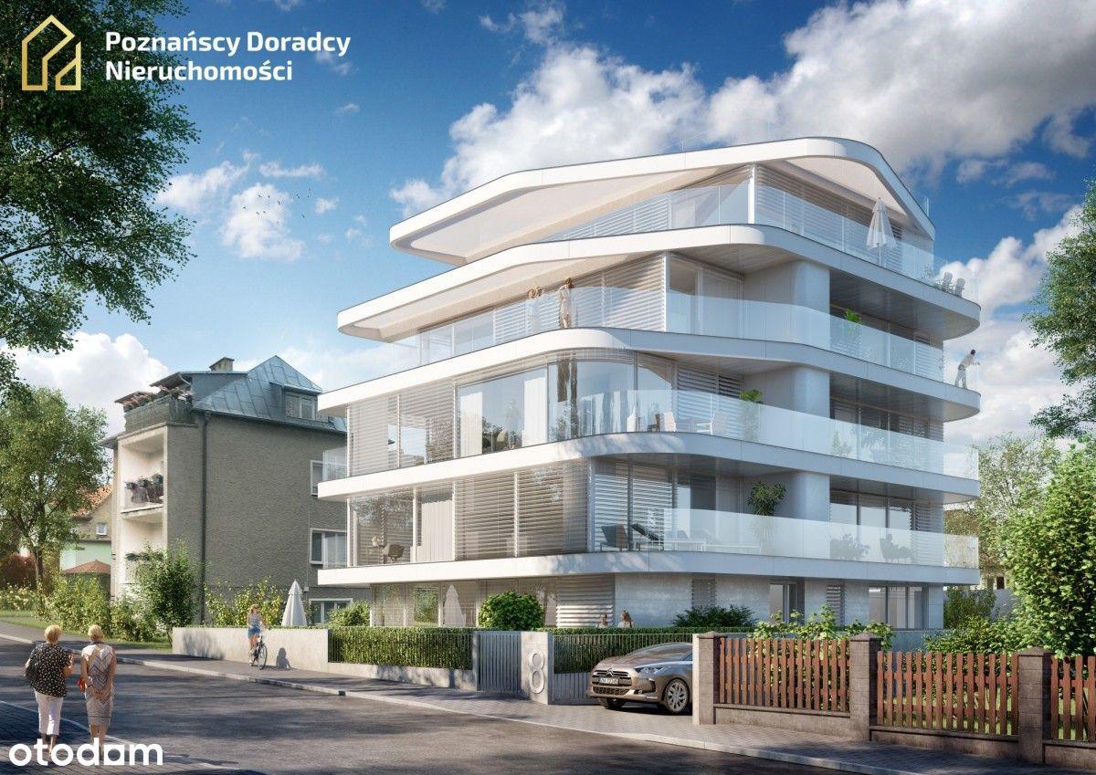 Apartament z 55m2 tarasem