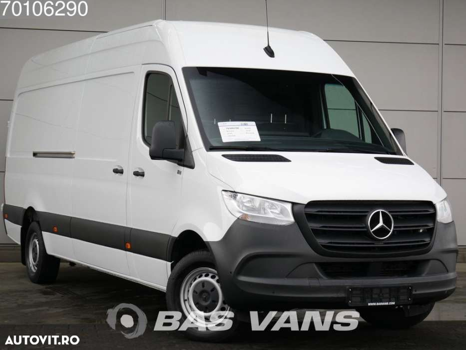 Mercedes-Benz Sprinter 314 CDI 140PK E6 NEW Model Camera Maxi PDC L3H2 ... - 3
