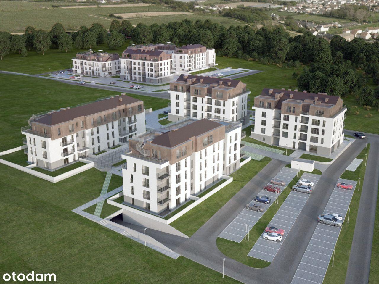 nowe mieszkania w Łańcucie - Księże Górki