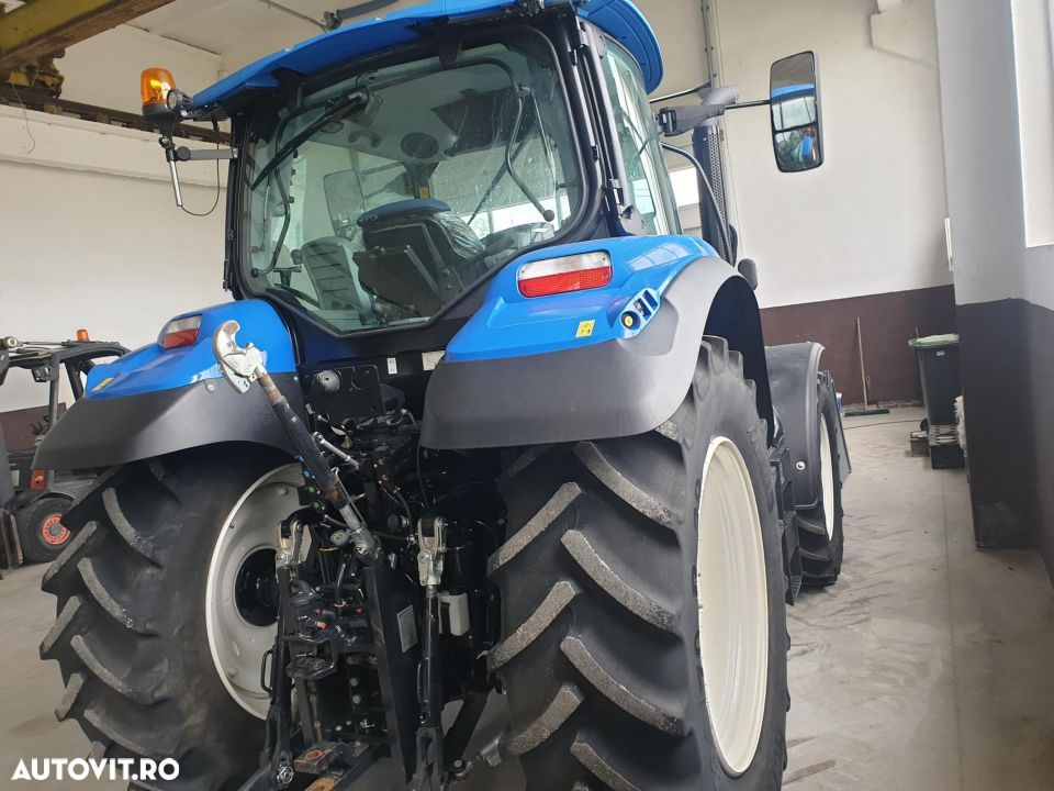 New Holland T6.125 - 6
