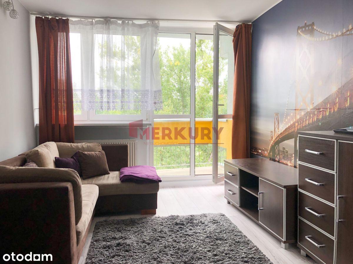 4 pokoje z balkonem i loggią/ Popowicka