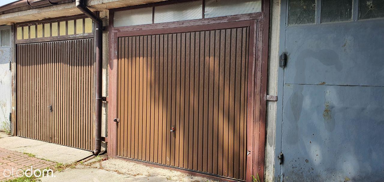 Wynajmę duży garaż murowany magazyn ul. Marywilska