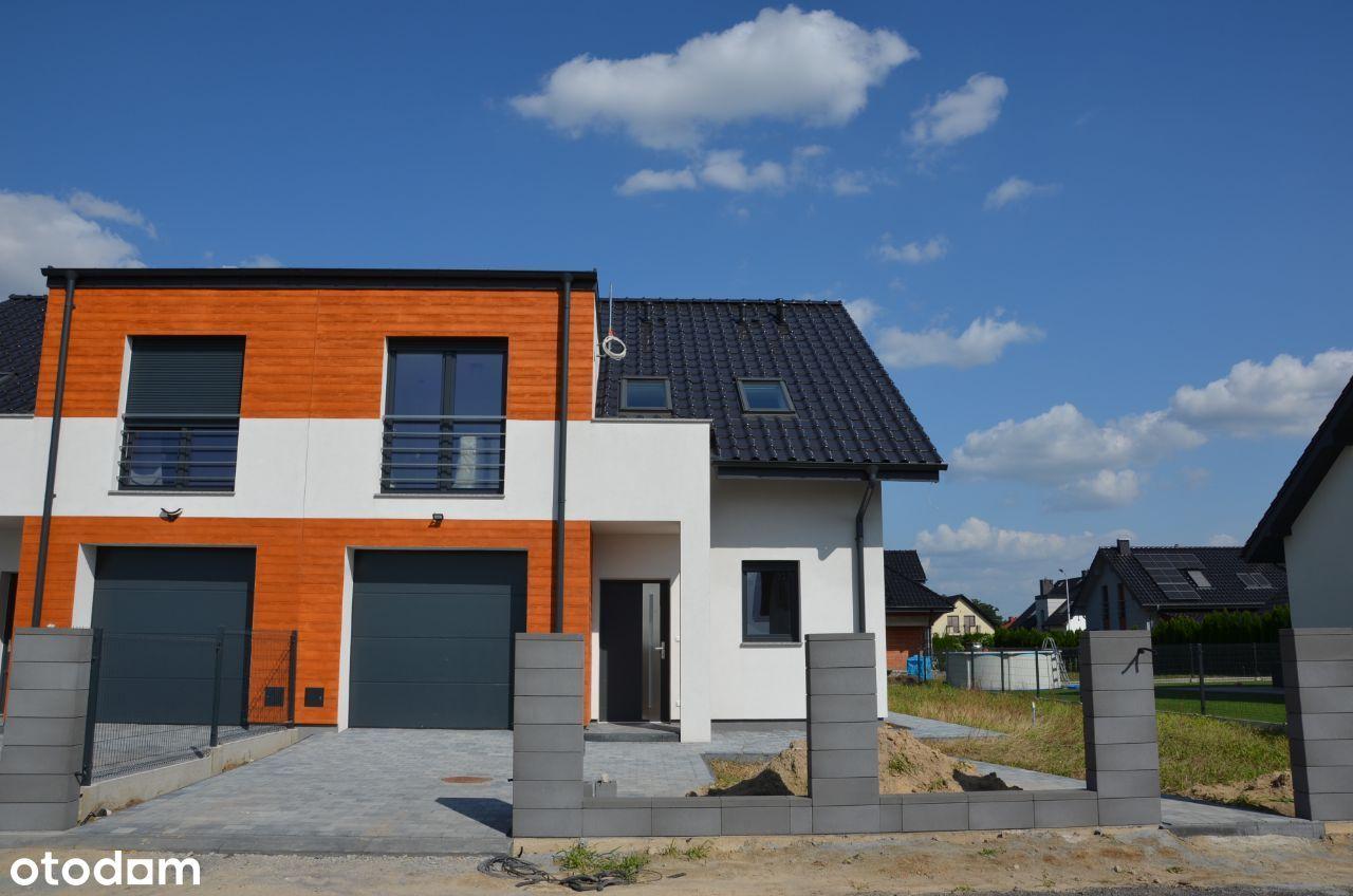 OKAZJA!!! Nowy dom w zabudowie bliźniaczej