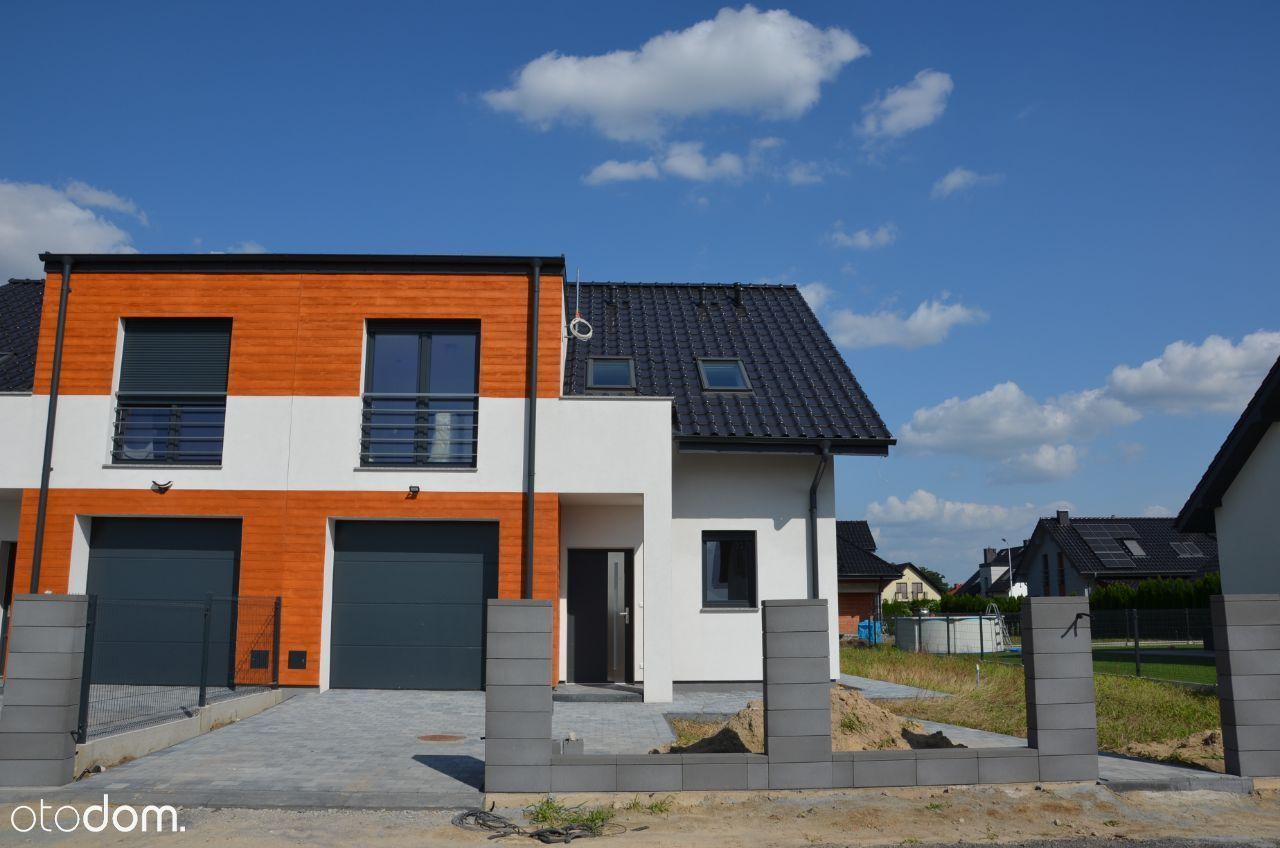 Nowy dom bliźniak z wyposażeniem