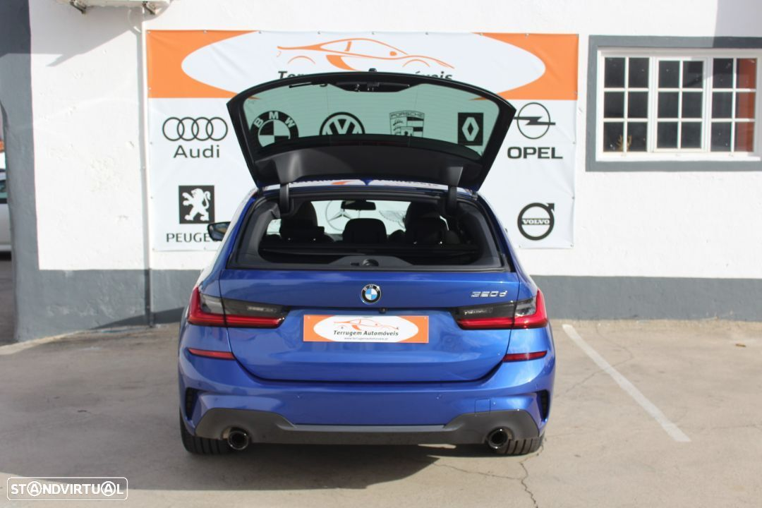 BMW 320 d Touring Pack M Auto - 56