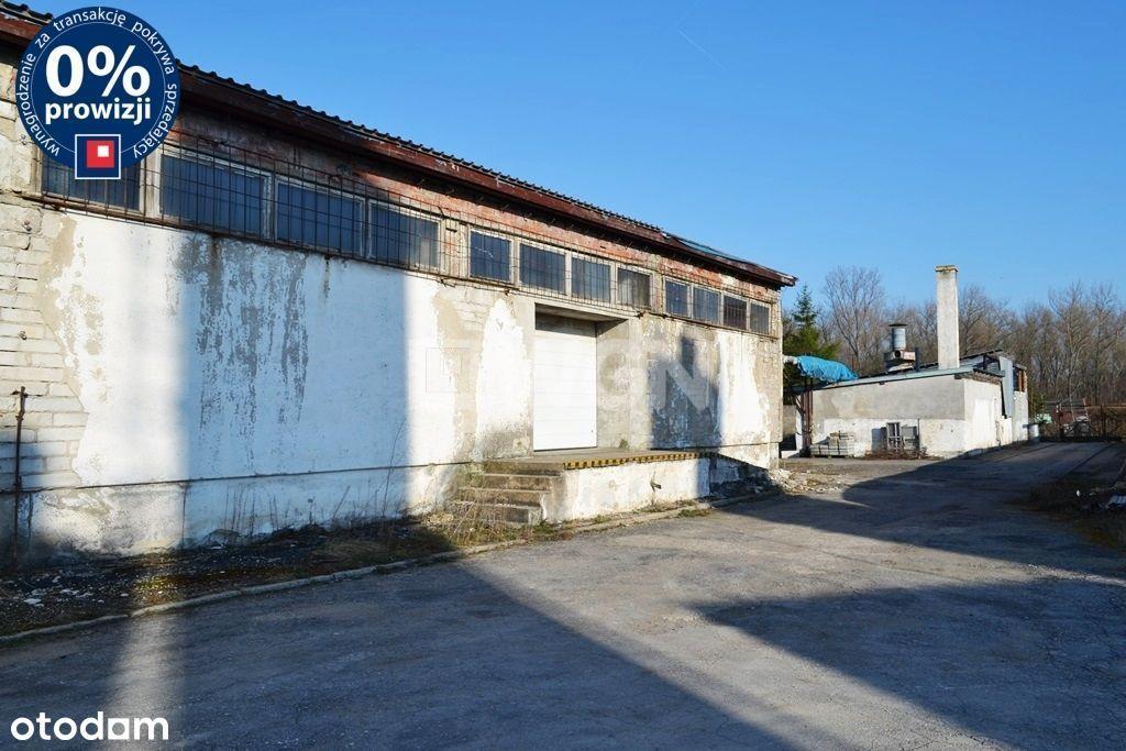 Hala/Magazyn, 732 m², Lwówek Śląski