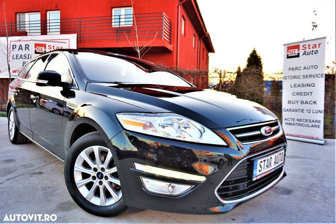 Ford Mondeo 1.6 - 2