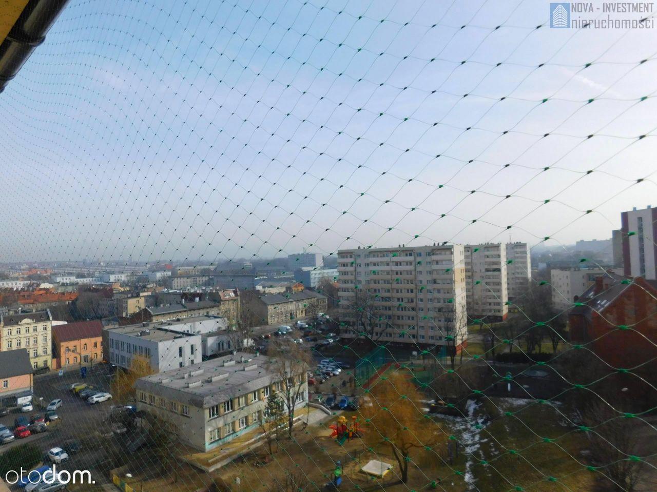 Centrum Gliwic,c.o miejskie,duży balkon,61m2