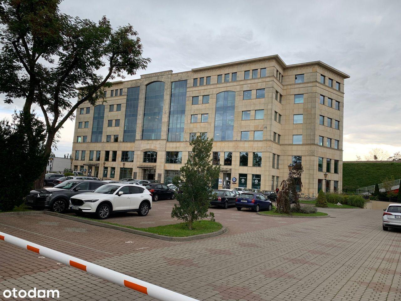 Centrum biznesowe Abrahama Gdańsk Oliwa Biznes