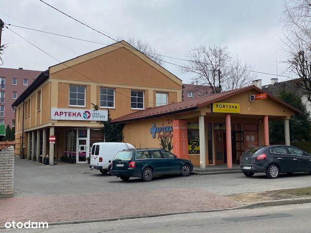Lokal Parter 33m2 Żwirki i Wigury 25