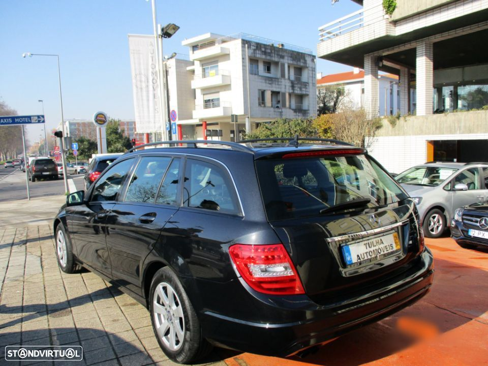 Mercedes-Benz C 200 CDi Classic BE Aut. - 8