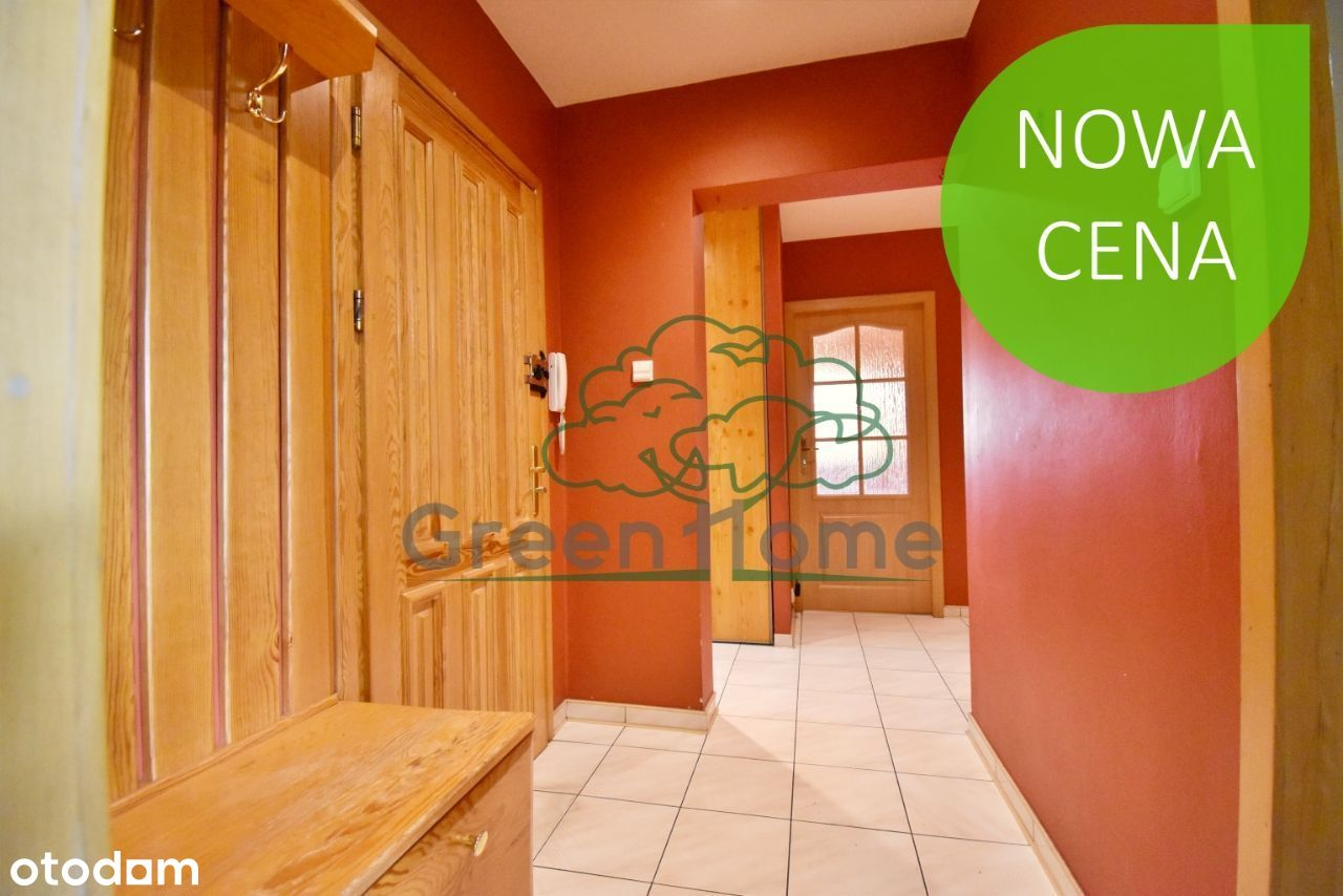 PARTER / 3 pokoje / 63 m2 / ul. Tadeusza Rejtana