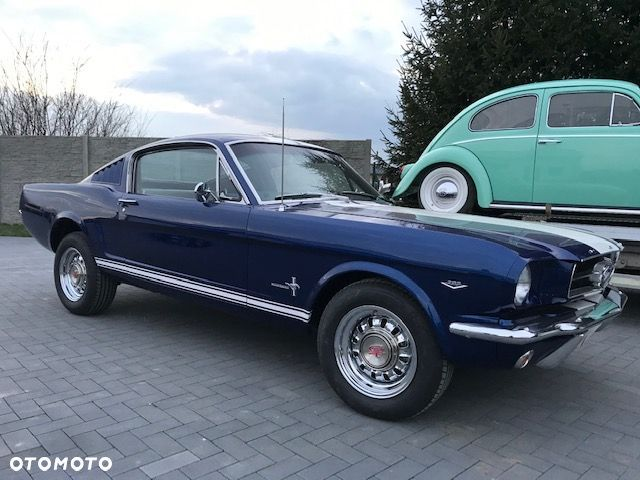 Ford Mustang Ford Mustang Fastback 1965 - 3