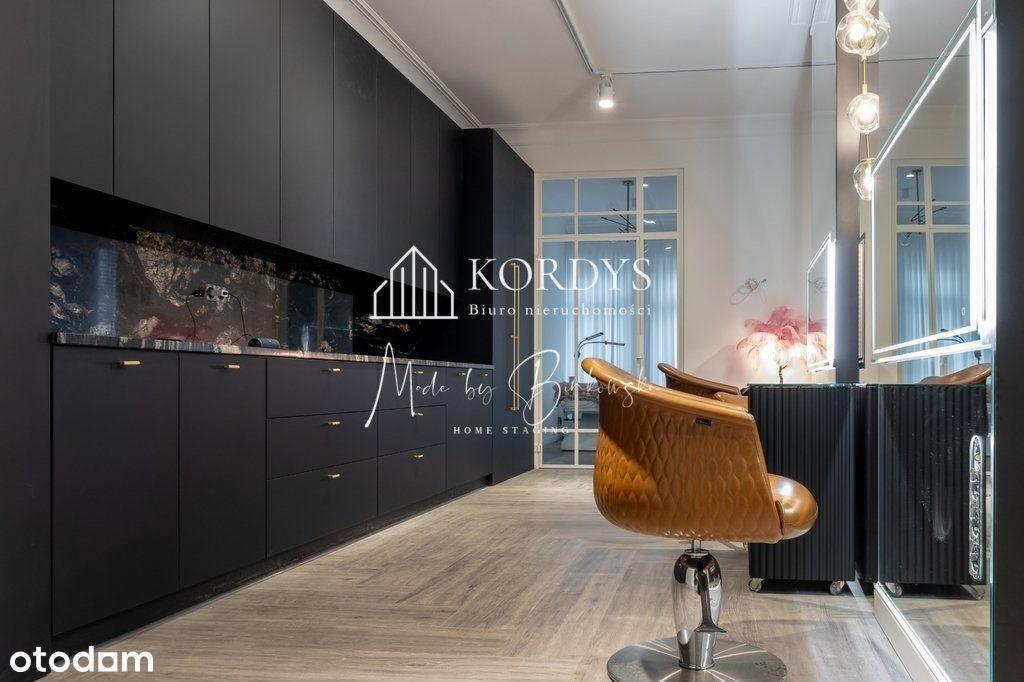 Mieszkanie typu premium lub salon beauty