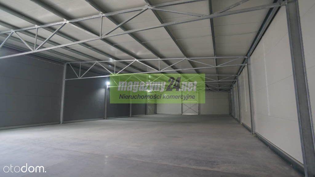 Nowy magazyn 510 m2 Mroków