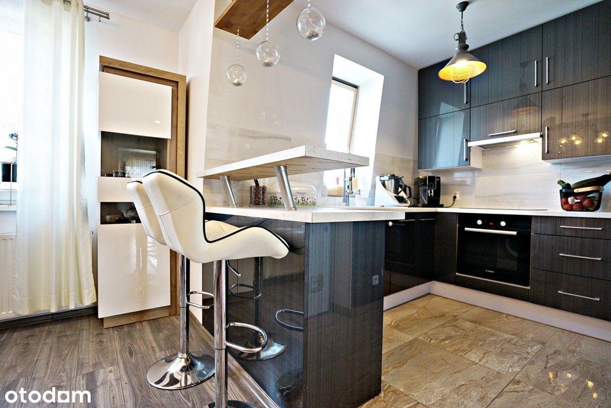Mieszkanie 4 pok., 2 poziomowe, m.postojowe,Smolec