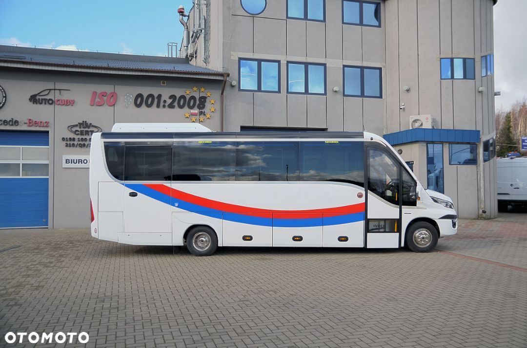 Iveco Cuby 70C HD Tourist Line Winda 31+1+1 No.415  Cuby Iveco 70C HD Tourist Line Winda 31+1+1 No.415 - 2