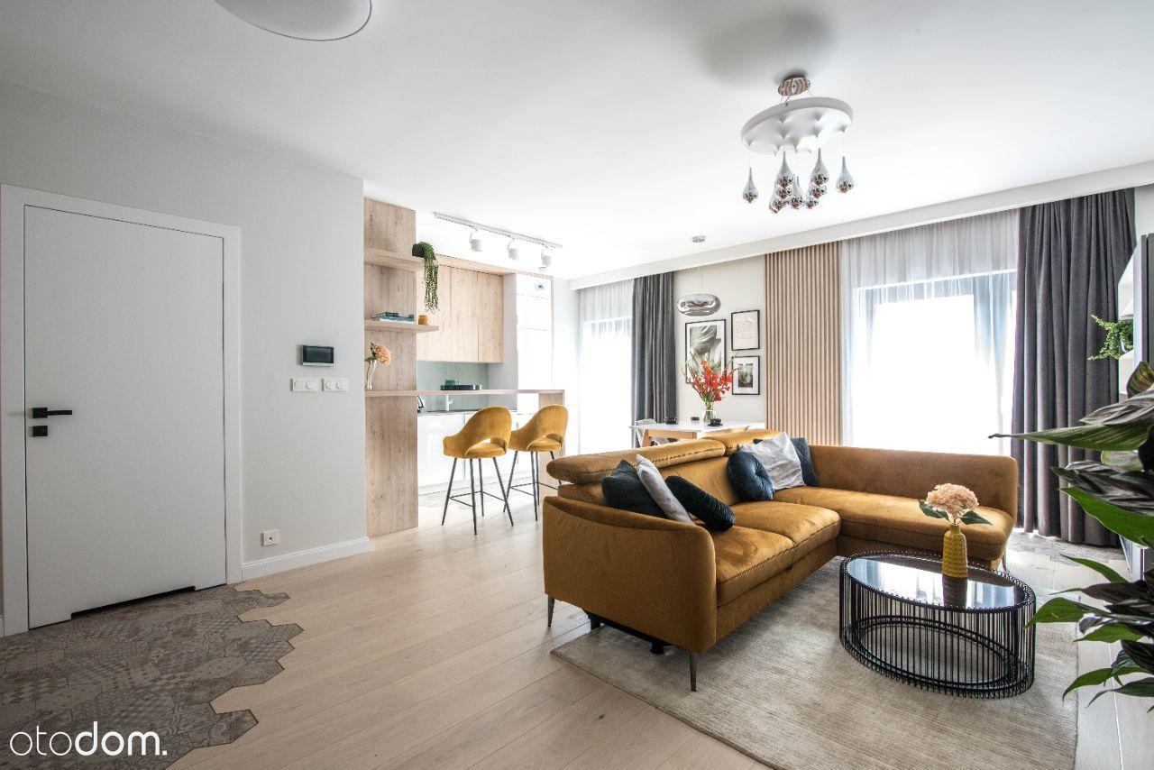 Piękny apartament Enklawa Salwator ul.Emaus 12