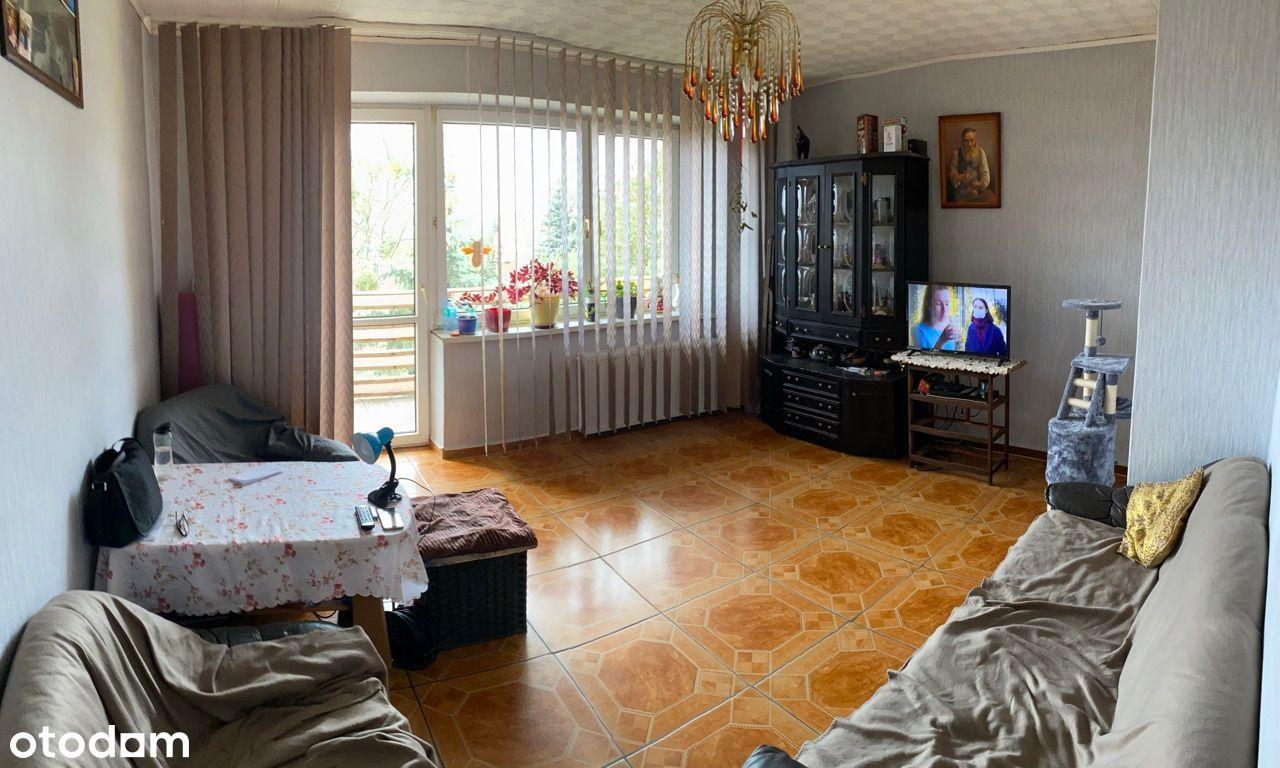 Na sprzedaż ładne mieszkanie 4 pokoje z balkonem
