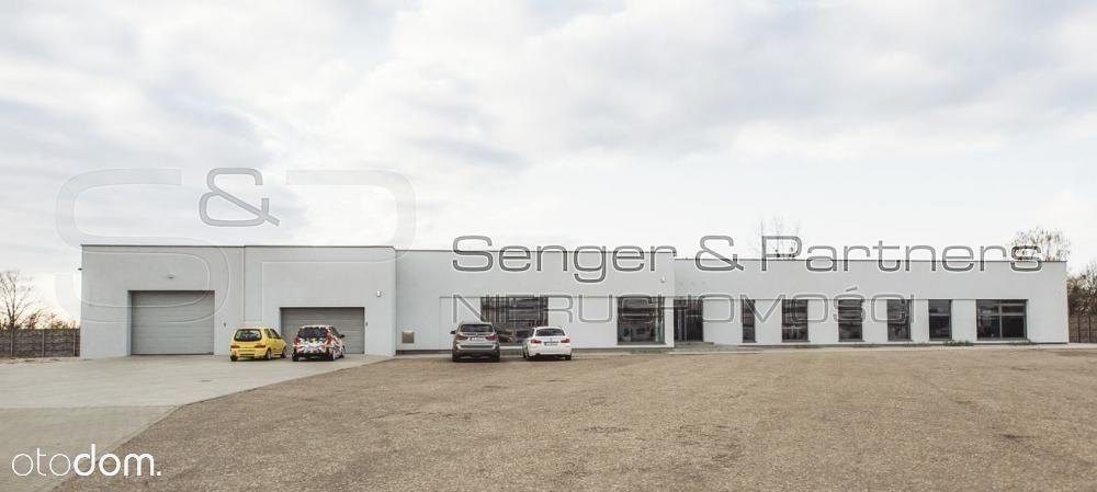 Lokal użytkowy, 792 m², Szamotuły