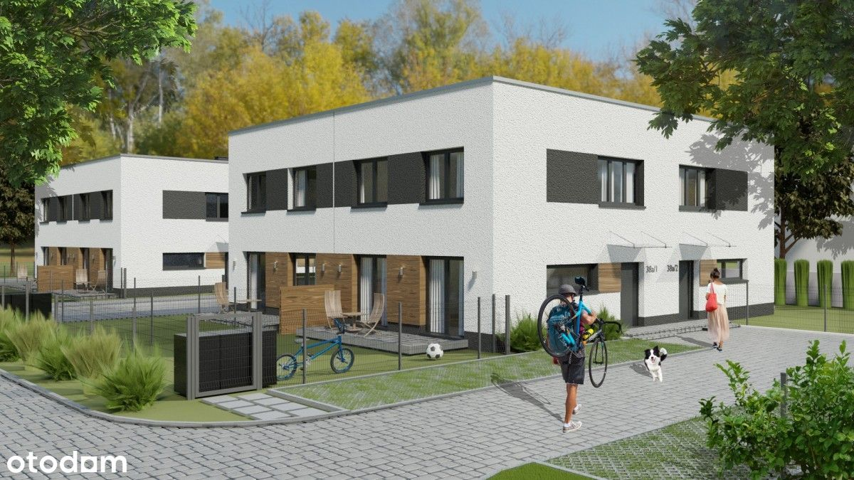 Nowy dom w cenie mieszkania