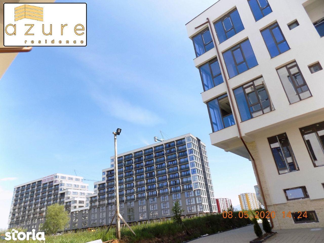 Apartament 3 camere 2 bai Zona Mihai Viteazu , Azure Residence