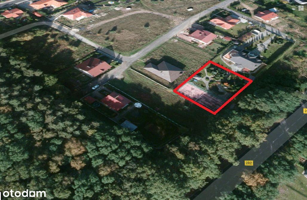 Działka budowlana, pow. 901 m², Wilkanowo, gm. Świ