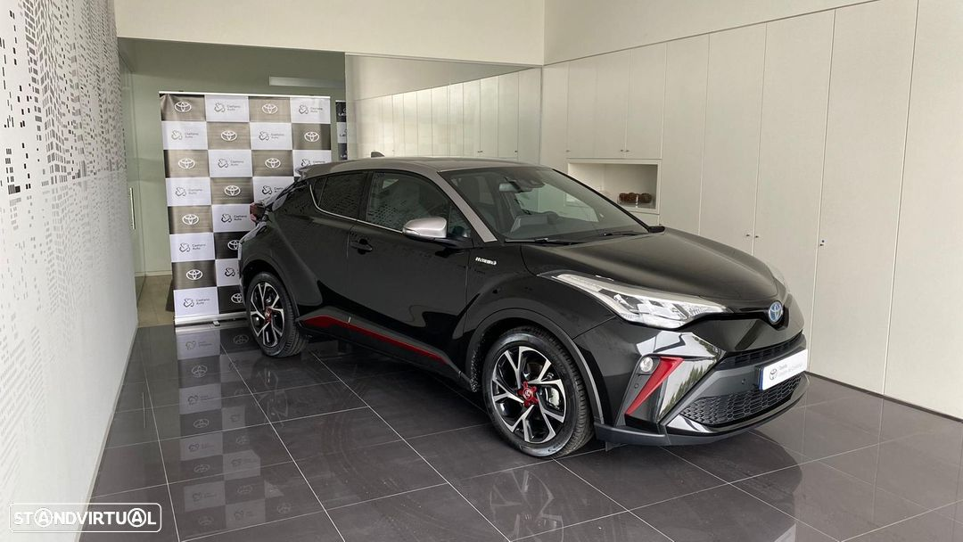Toyota C-HR 1.8 Hybrid Square Collection - 1