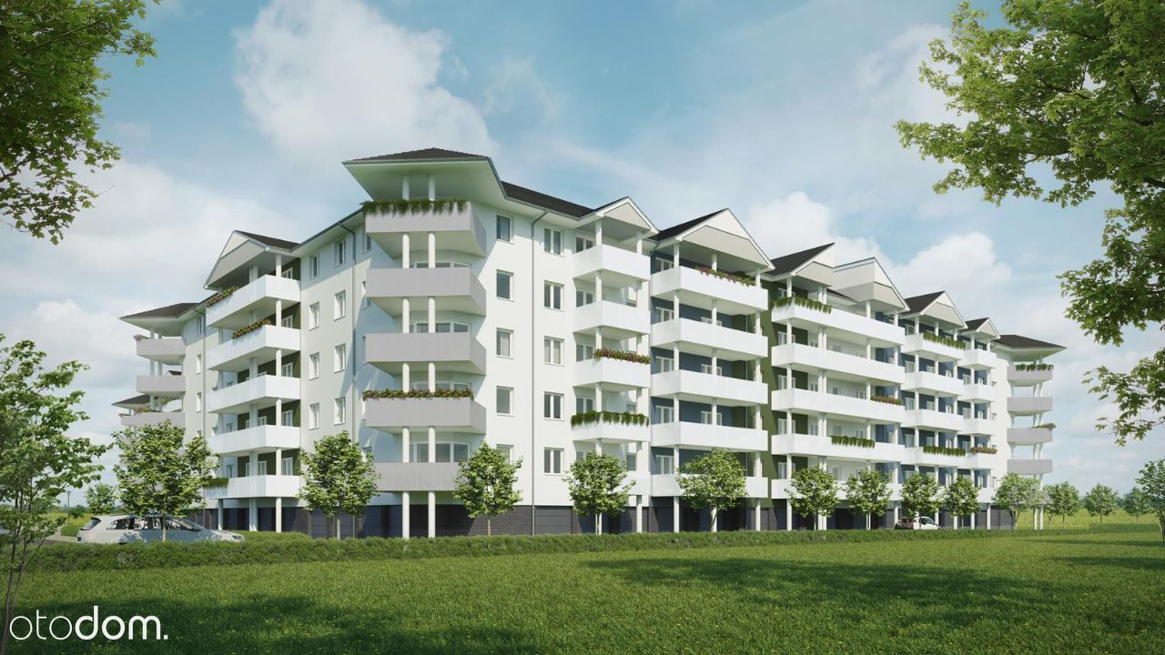 Mieszkanie w Inwestycji Sady II 4M17
