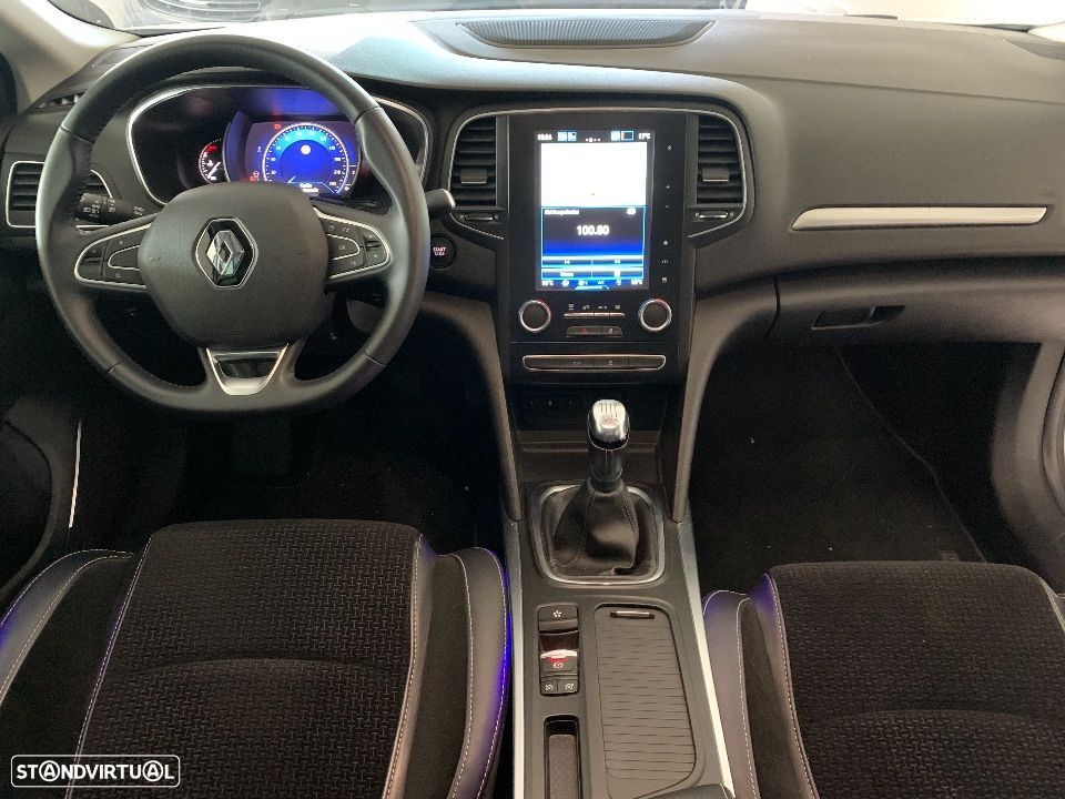 Renault Mégane Grand Coupe 1.6 dCi Executive - 15