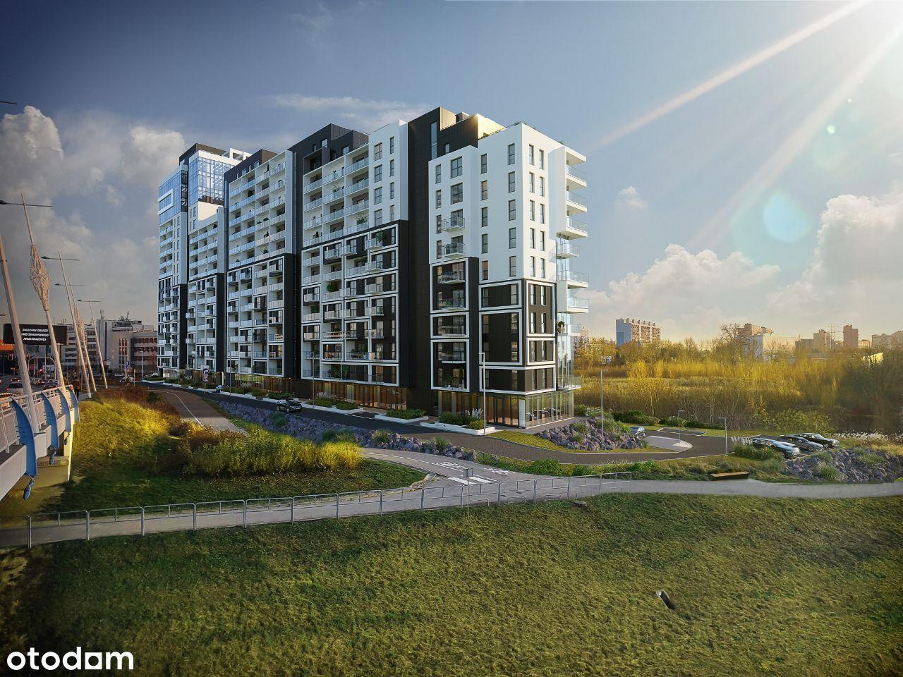 Dwupokojowy Apartament M207