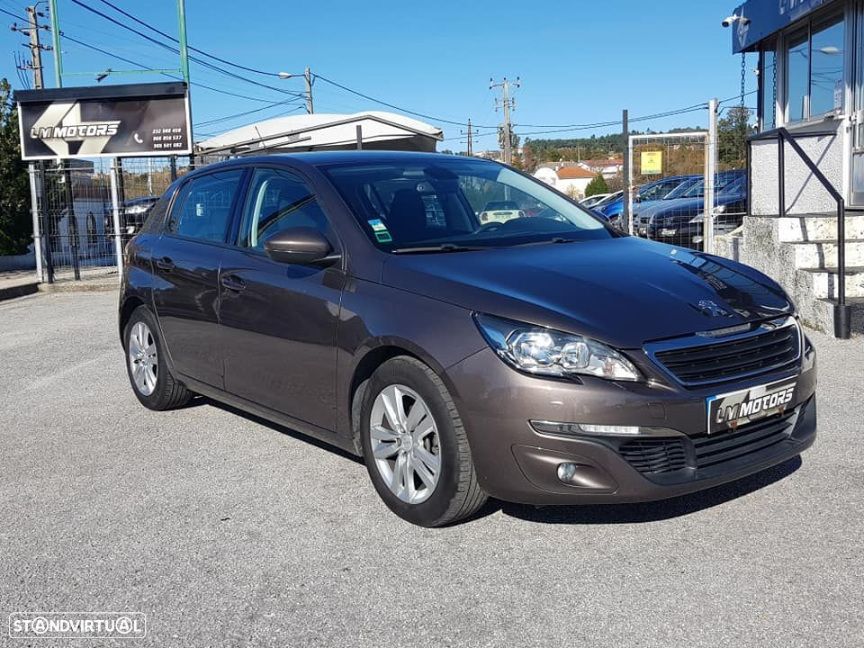 Peugeot 308 1.6 HDi Active - 5