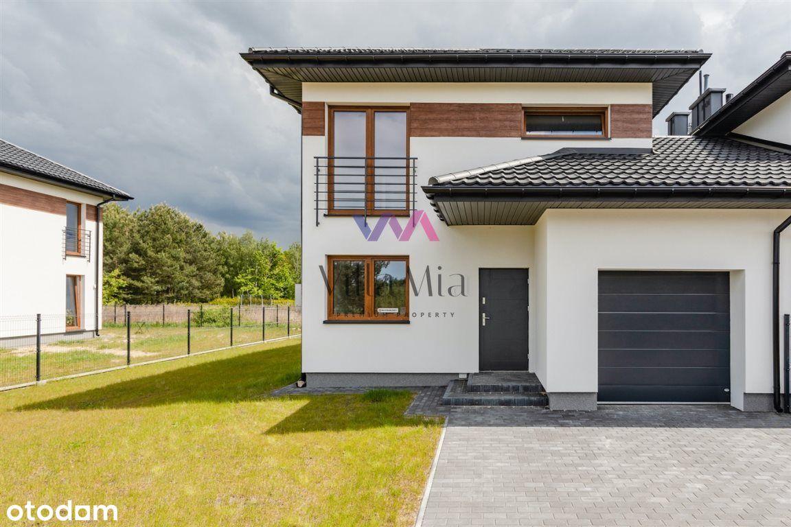 Dom w zabudowie bliźniaczej dostępny od ręki!