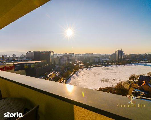 Goldest Key - Închiriază apartament 3 camere, Iulius Mall, Park Lake
