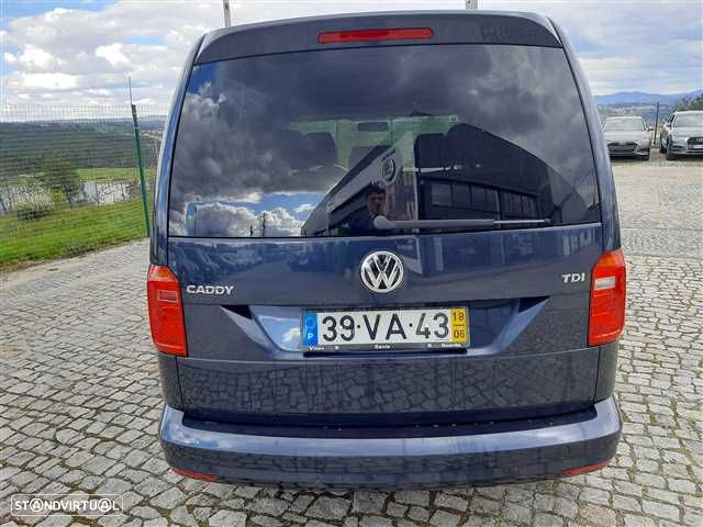 VW Caddy K.2.0 TDi BM Extra AC - 19