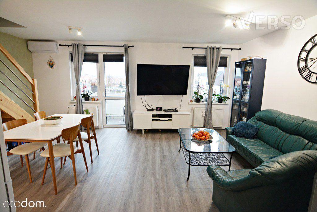 3 pokoje z balkonem, klimatyzacja, Smolec