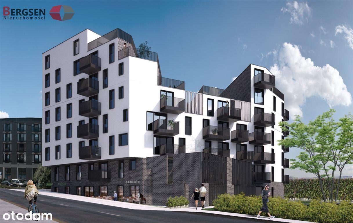 Nowa inwestycja -Lokal122 m2 - Parking - Ruczaj